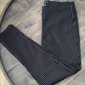 NWOT - high waisted skinny pants